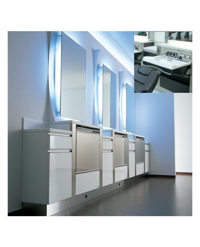 belmont salon console