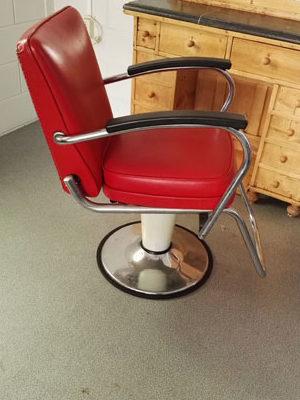 barber stoel