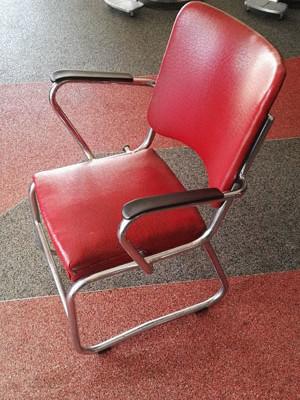 wachtstoel