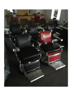 occasion barber chair